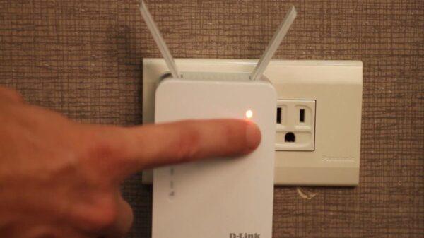 Dlink WiFi Amplifier