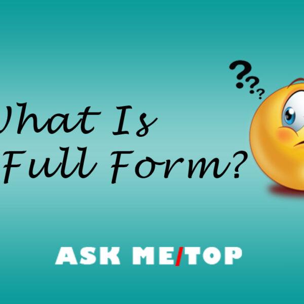EDP Full Form