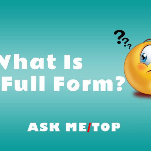 CPU Full Form