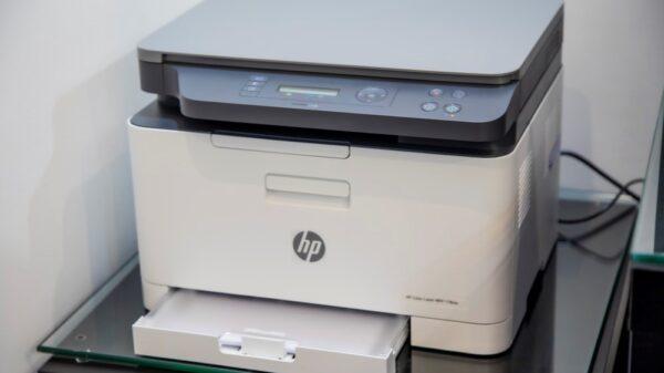 Dual Tray Laser Printer