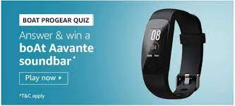 ProGear smartband is a product of which of these brands