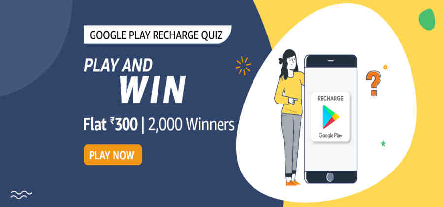 What is the minimum amount for which you can purchase Google Play recharge codes on Amazon Pay
