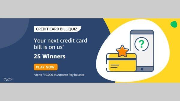 amazon credit card quiz