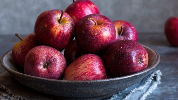 Top 6 Health Benefits Of Apples